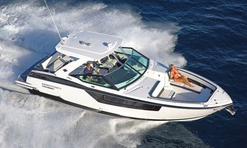Image of Monterey 378 SE for sale in Spain for €384,858 (£330,904) Spain
