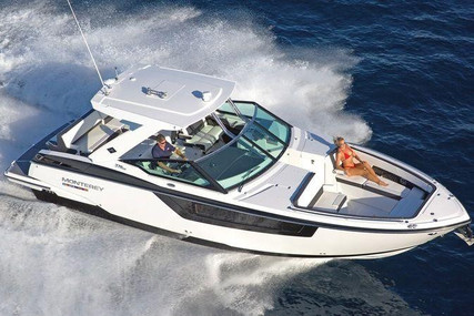 Monterey 378 SE for sale in Spain for €384,858 (£334,528)