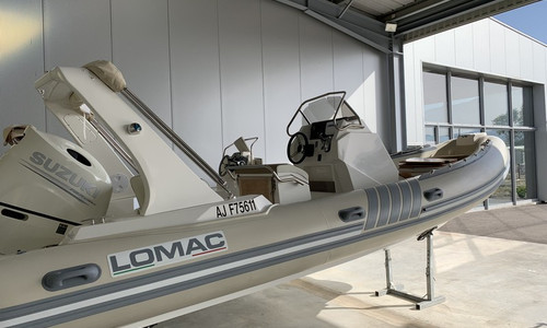 Image of Lomac 660 IN for sale in France for €43,700 (£37,681) Ajaccio, , France