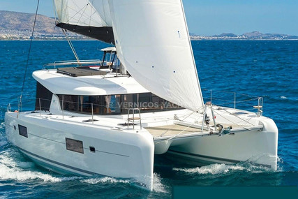 Lagoon 42 for sale in Greece for €328,000 (£282,807)
