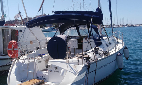 Image of Jeanneau Sun Odyssey 37 for sale in Italy for €55,000 (£47,015) Mesagne (BR), , Italy
