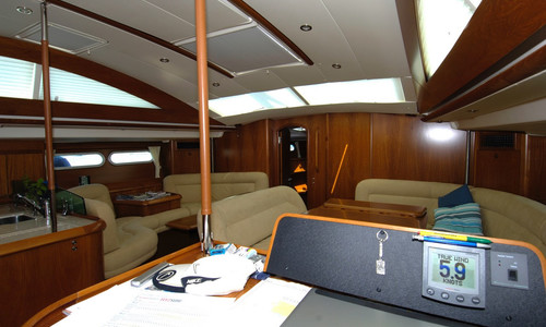 Image of Jeanneau Sun Odyssey 54 DS for sale in Portugal for €220,000 (£187,162) Lisbonne, , Portugal