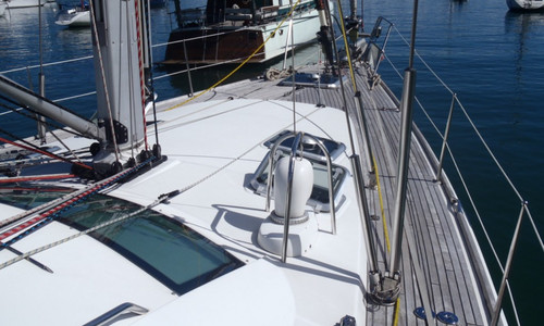 Image of Jeanneau Sun Odyssey 54 DS for sale in Martinique for €240,000 (£202,340) Le Marin, Martinique
