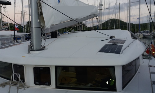 Image of Lagoon 421 for sale in Martinique for €299,000 (£254,641) Le Marin, Martinique
