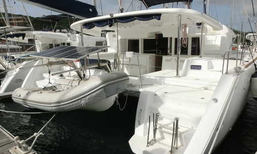 Image of Lagoon 450 for sale in Martinique for €330,000 (£285,831) Le Marin, Martinique