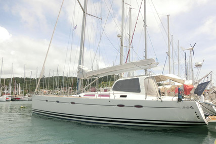 Hanse 531 for sale in France for €235,000 (£202,621)