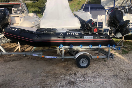 3D Tender X-Pro 589 for sale in France for €4,800 (£4,173)