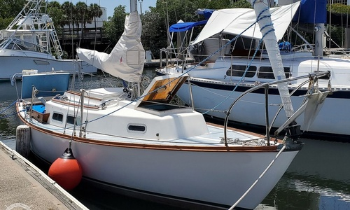 Image of Cape Dory 25 for sale in United States of America for $16,750 (£11,889) Saint Petersburg, Florida, United States of America