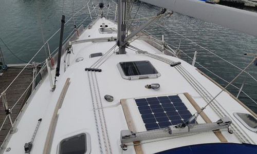 Image of Jeanneau Sun Odyssey 40 DS for sale in Portugal for €80,000 (£69,538) Lisboa, , Portugal