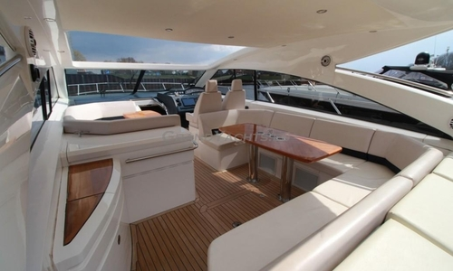 Image of Princess V53 for sale in Netherlands for €389,000 (£334,713) Wanssum, Wanssum, Netherlands