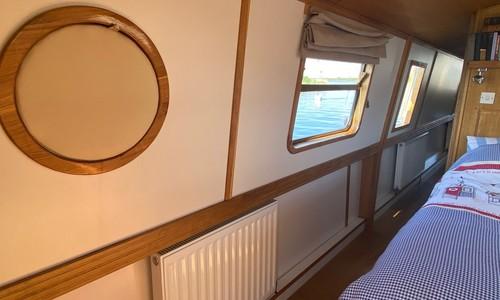 Image of Viking Cruisers 60 cruiser stern for sale in United Kingdom for £79,000 Cambridgeshire, United Kingdom