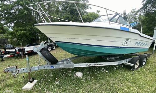 Image of Bayliner Trophy 20 for sale in United States of America for $11,000 (£7,923) St Augustine, Florida, United States of America