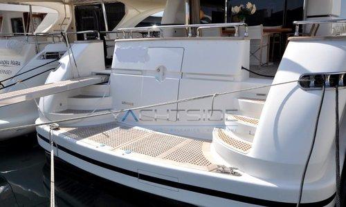 Image of Sanlorenzo SL 82 for sale in France for €1,190,000 (£1,018,260) SUD DE LA , France
