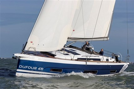 Dufour Yachts 470 for sale in Italy for €270,000 (£232,148)