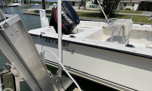 Image of Key West 218SK for sale in United States of America for $25,000 (£18,159) Englewood, Florida, United States of America