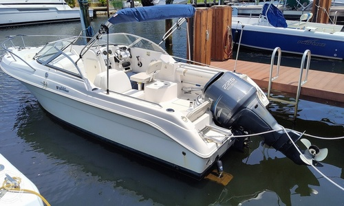 Image of Wellcraft 220 Sportsman for sale in United States of America for $21,500 (£15,647) Pompano Beach, Florida, United States of America