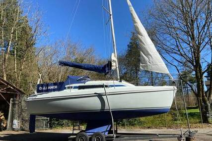 Hunter 26.5 for sale in Ireland for €16,000 (£13,775)