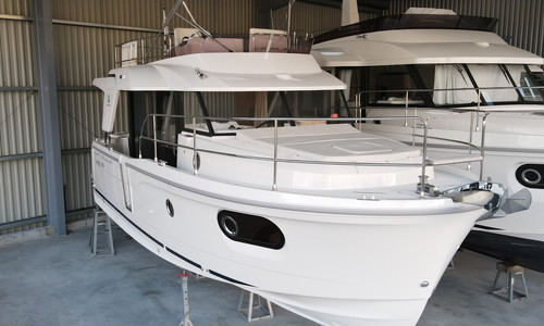 Image of Beneteau Swift Trawler 30 for sale in France for €255,000 (£218,886) Ajaccio, Corse, , France