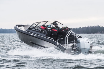 Silver Boats EAGLE BRX 640 for sale in United Kingdom for £31,250