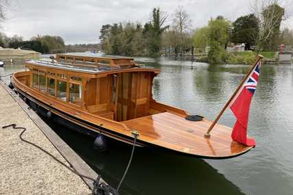 Peter Freebody Saloon Launch for sale in United Kingdom for £97,500