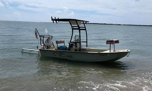 Image of Pawley's Island Custom Santee Skiff 165 for sale in United States of America for $16,750 (£12,046) Elm City, North Carolina, United States of America