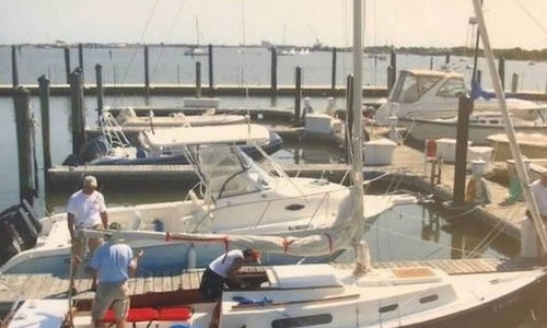 Image of Cape Dory 25 for sale in United States of America for $16,750 (£11,977) Clarksboro, New Jersey, United States of America