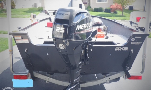Image of Alumacraft Escape 145 cs for sale in United States of America for $13,900 (£10,011) Townsend, Delaware, United States of America