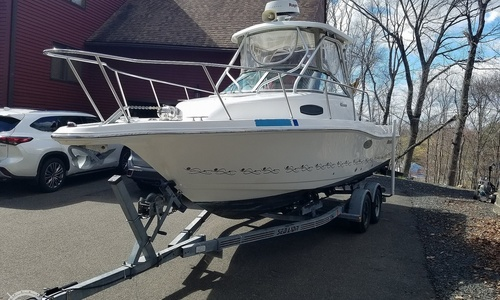 Image of Wellcraft 24 for sale in United States of America for $29,500 (£20,920) Branford, Connecticut, United States of America