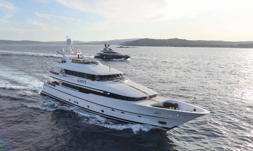 Image of Lurssen M/Y ENVY for sale in Netherlands for €8,800,000 (£7,566,313) Netherlands