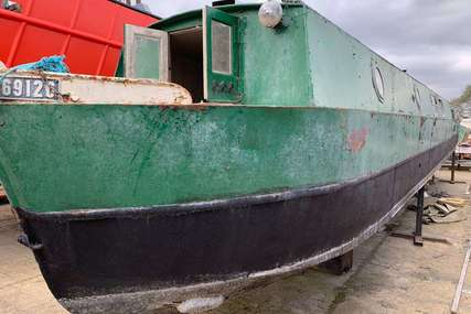 Springer Narrow Boat 45FT (Project Boat - Submerged) for sale in United Kingdom for £9,950