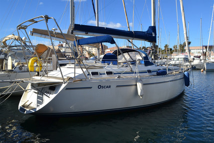 Moody 376 for sale in France for €55,000 (£47,844)