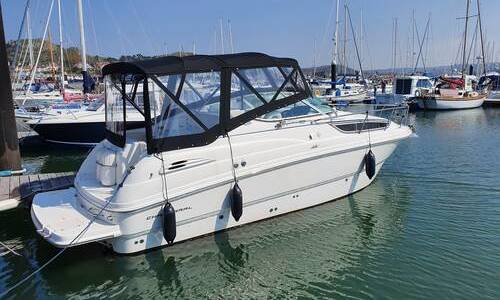 Image of Chaparral 260 Signature for sale in United Kingdom for £27,500 Conwy Marina, United Kingdom