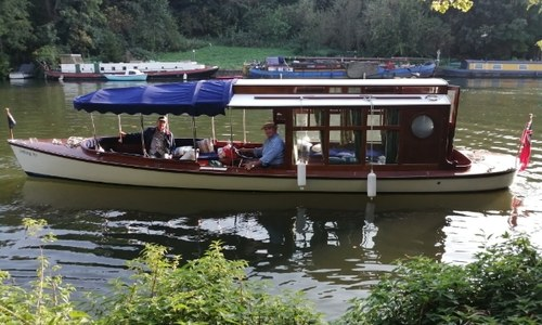 Image of Bossoms Launch for sale in United Kingdom for £49,950 Benson, United Kingdom