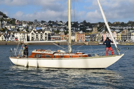 35ft MORGAN GILES WEST CHANNEL CLASS BERMUDIAN SLOOP for sale in United Kingdom for £35,000