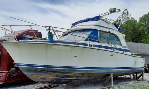 Image of Bertram 33 for sale in United States of America for $37,800 (£27,494) Kenly, North Carolina, United States of America