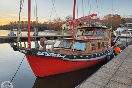 Chinese Junk 36 for sale in United States of America for $46,500 (£33,003)