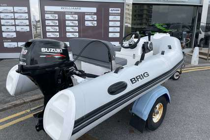 Brig F300 Rib for sale in United Kingdom for £8,950