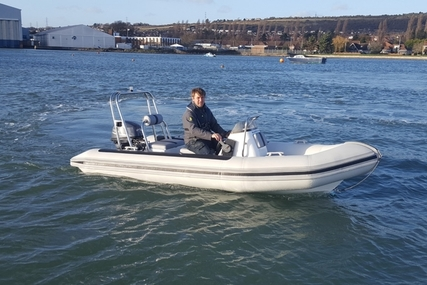 Ballistic Rib 4.2m for sale in United Kingdom for £14,236