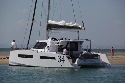 Aventura 34 for sale in Ireland for €210,000 (£180,791)