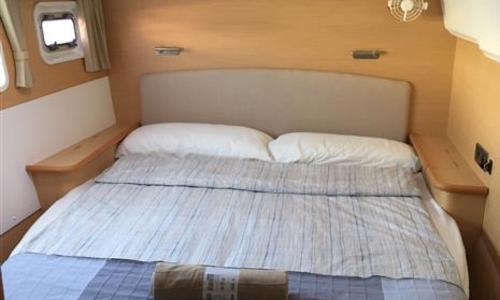 Image of Lagoon 440 for sale in Spain for €310,000 (£265,575) Rosas, Spain