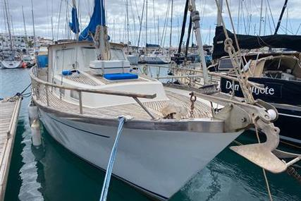 Nauticat 361 for sale in Spain for €57,000 (£49,557)