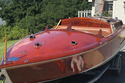 Custom Runabout Speedboat 21' Gentleman's Mahogany for sale in United States of America for $38,250 (£27,148)
