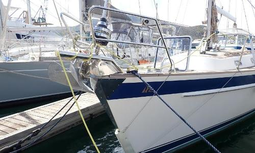 Image of Hallberg-Rassy 43 Mk II for sale in Spain for £375,000 Cartagena, , Spain