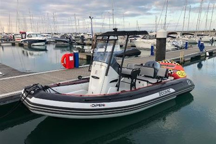 Zodiac OPEN 5.5 for sale in Ireland for €50,000 (£43,487)