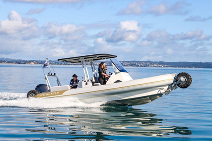 Sealegs 7.5 AMPHIBIOUS RIB for sale in France for €188,000 (£158,500)