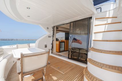 Sunseeker Manhattan 60 for sale in United States of America for $950,000 (£684,729)
