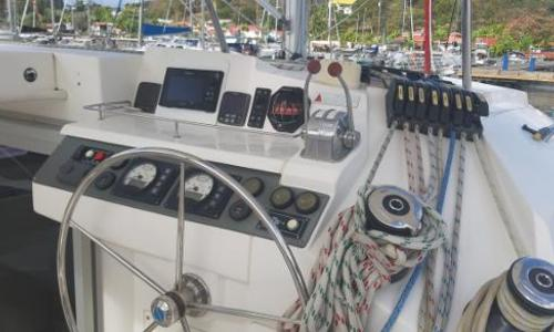 Image of Leopard 40 for sale in Grenada for $385,000 (£277,288) Port Louis Marina, Grenada