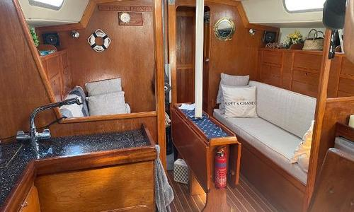 Image of Westerly Corsair 36 for sale in United Kingdom for £39,950 Cardiff, United Kingdom