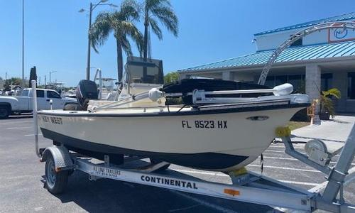 Image of Key West 1500 Sportsman for sale in United States of America for $8,900 (£6,415) Tampa, FL, United States of America
