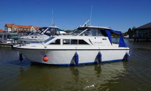 Image of Princess 25 for sale in United Kingdom for £12,950 Burton Waters, United Kingdom